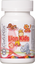 Lion Kids + D Calivita