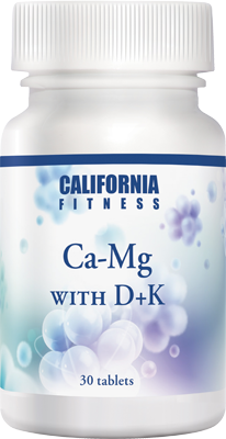 Ca-Mg with D+K