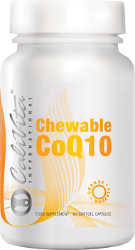 Chewable CoQ10