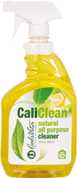 CaliClean Natural All Purpose Cleaner Lemon Calivita